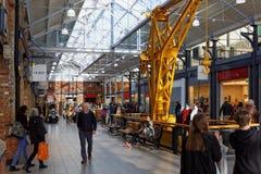 设计师出口购物中心,斯温登,英国 库存图片