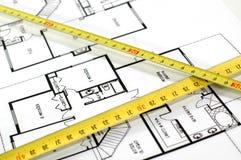 设计房子 免版税库存照片