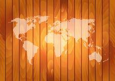 设计映射向量世界您 免版税库存照片