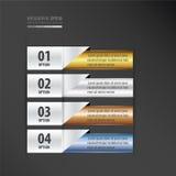 介绍设计横幅梯度样式 向量例证