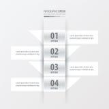 设计横幅现代白色颜色 库存例证