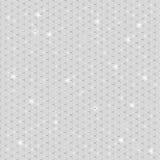 设计的发光的金属滤网 免版税图库摄影