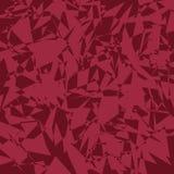 设计的抽象深紫红色背景 也corel凹道例证向量 库存例证