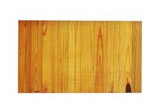 设计的木桌地板样式与裁减路线 库存图片