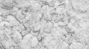设计的白色大理石物质抽象纹理背景 库存图片