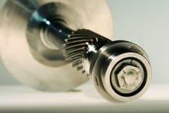 设计的精确度涡轮 库存图片