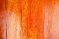 设计的红褐色的发光的木纹理摘要自然本底空的模板 免版税图库摄影