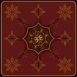 设计的葡萄酒元素和装饰 免版税图库摄影