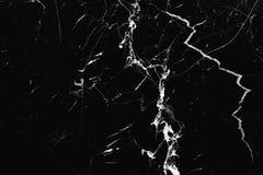 设计的黑大理石物质抽象纹理背景 库存照片