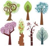 设计系列结构树 库存照片