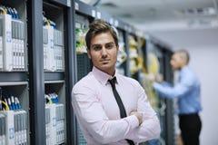 设计网络空间服务器 免版税库存图片