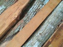 设计自然照片的美丽的木头 免版税图库摄影