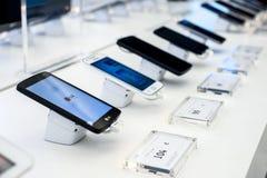 设计要素例证移动电话向量 免版税库存图片