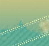 设计迪斯科要素grunge 免版税库存图片