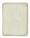 设计scrapbooking样式的grunge纸张 图库摄影