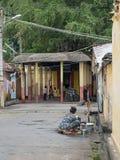 访问共同供水在泰米尔纳德邦 库存图片