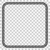证明,招贴的无缝的黑角规框架去XI油脂Cai, Imlek片刻或者其他中国被关系,在透明作用Bac 库存照片