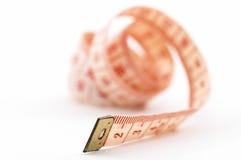 评定展开的磁带解开 库存照片