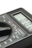 评定的多用电表 免版税库存图片