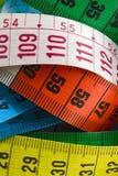 评定磁带 免版税库存图片