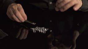 评价人宝石估价金刚石和水晶 影视素材