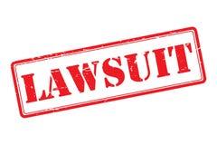 诉讼不加考虑表赞同的人 免版税库存照片