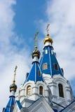 诞生大教堂玛丽 库存图片