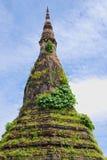 该水坝Stupa 库存照片