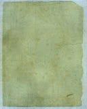 详细老纸纹理 免版税库存图片