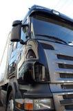 详细资料卡车 免版税库存照片