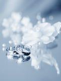 详细资料婚礼 免版税库存照片