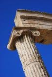 详细资料希腊奥林匹亚philippeion 免版税库存图片