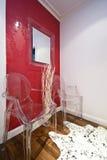 详细资料现代的门厅 库存照片
