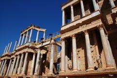详细资料罗马阶段teatro 库存图片