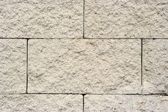详细资料花岗岩墙壁 免版税库存照片