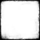 详细grunge屏蔽重叠 免版税库存照片