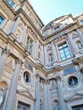 详述法国天窗博物馆巴黎 库存照片