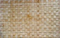 详述的柳条墙壁 免版税库存图片