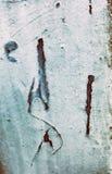 详述的金属纹理背景 免版税库存图片