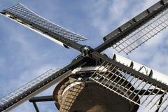 详细荷兰建筑学 免版税图库摄影