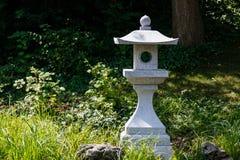 详细资料庭院日语 免版税库存图片