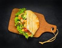 详细资料doner donner kebab土耳其 免版税库存图片