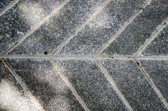 详细非常楼层照片锋利的石纹理 库存图片