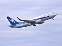 语录波音737 库存照片