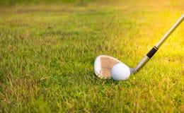 请检查俱乐部高尔夫球例证更多我投资组合炫耀 库存照片