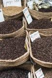 请求豆咖啡 免版税图库摄影