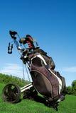 请求高尔夫球 免版税库存照片