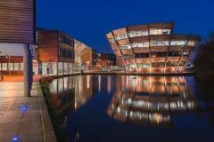 诺丁汉大学 免版税图库摄影