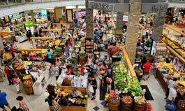 诺克斯市购物中心 免版税库存图片