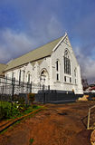 诺克斯教会帕内尔村庄 免版税库存图片